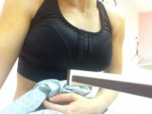 BH nach Brust OP